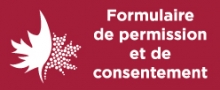 Formulaire de permission et de consentement