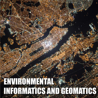 environmental informatics and geomatics