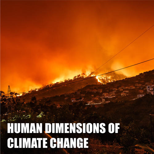 human dimensions of climate change