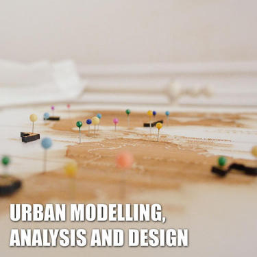 urban modelling analysis and design