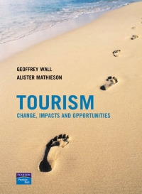 Book Cover on Tourism