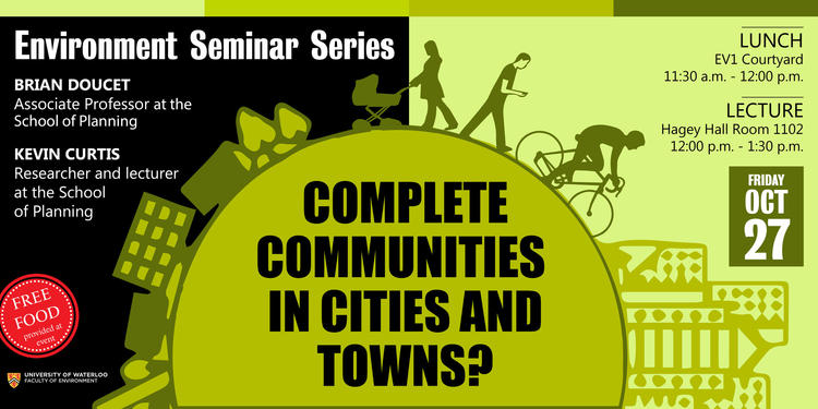 Complete Communities in Cities and Towns?Complete Communities in Cities and Towns?complete communities in cities and towns