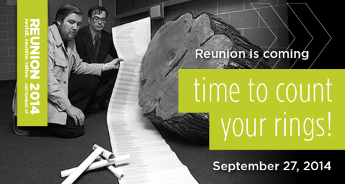 Reunion is coming! September 27