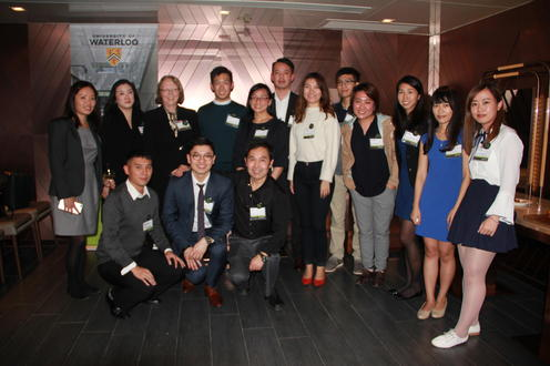Warm shout out to our Hong Kong Alumni
