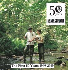 50 years at the faculty of environment