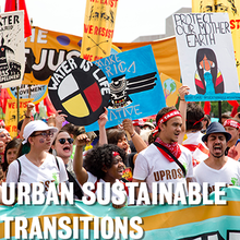 Urban Sustainable Transitions