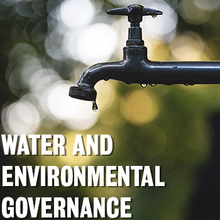 Water and Environmental Governance