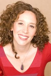 Tzeporah Berman in red top and pleasant smile