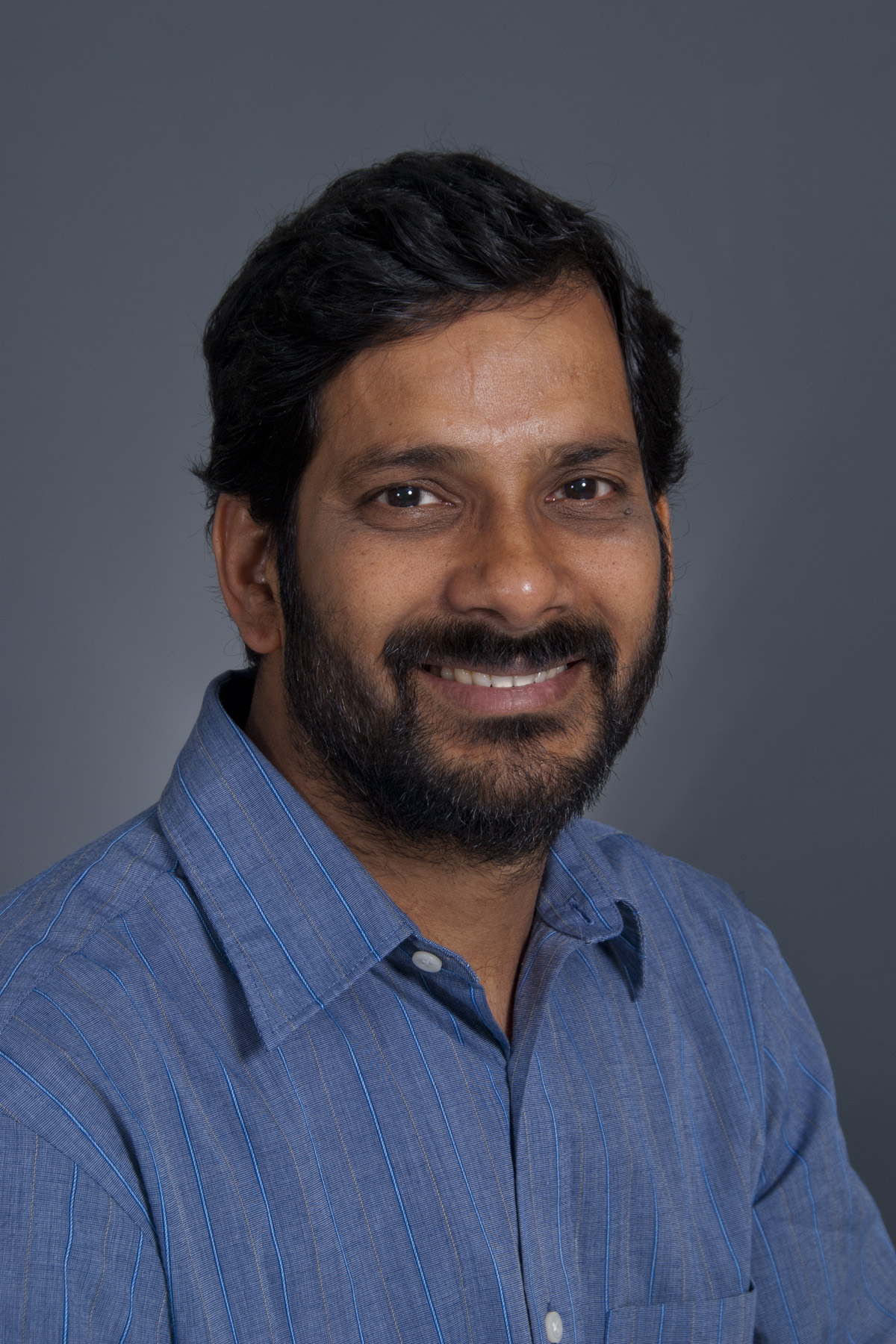 Headshot of Prateep Nayak