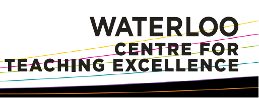 Waterloo Centre for Teaching Excellence