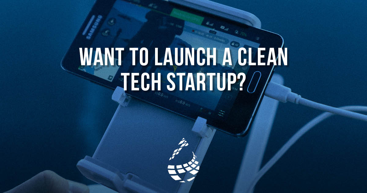 Want to launch a clean tech startup? Aquahacking 2018