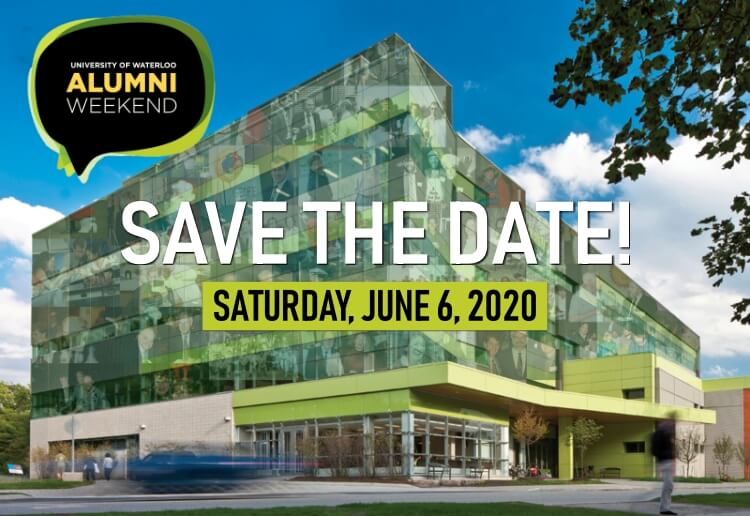 Image of Environment 3 building with text: Save the Date June 6, 2020