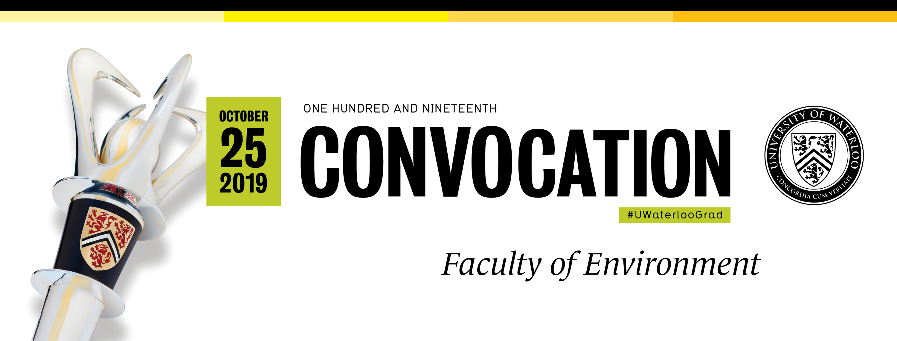 Environment Convocation banner