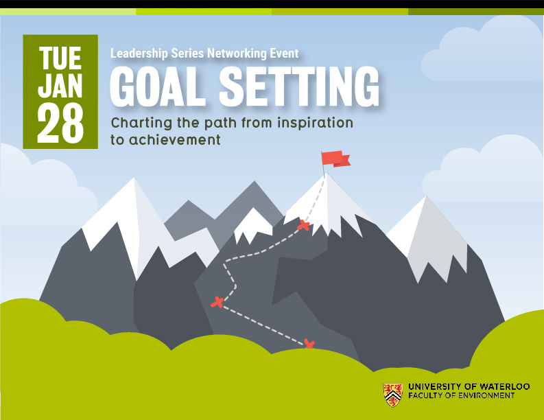 Goal setting hero image