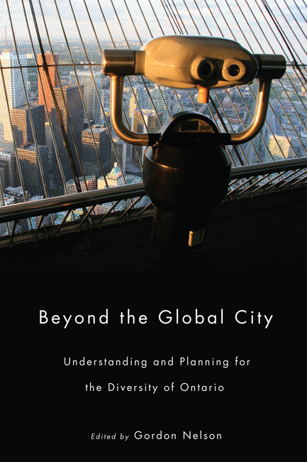 Beyond the Global City book cover