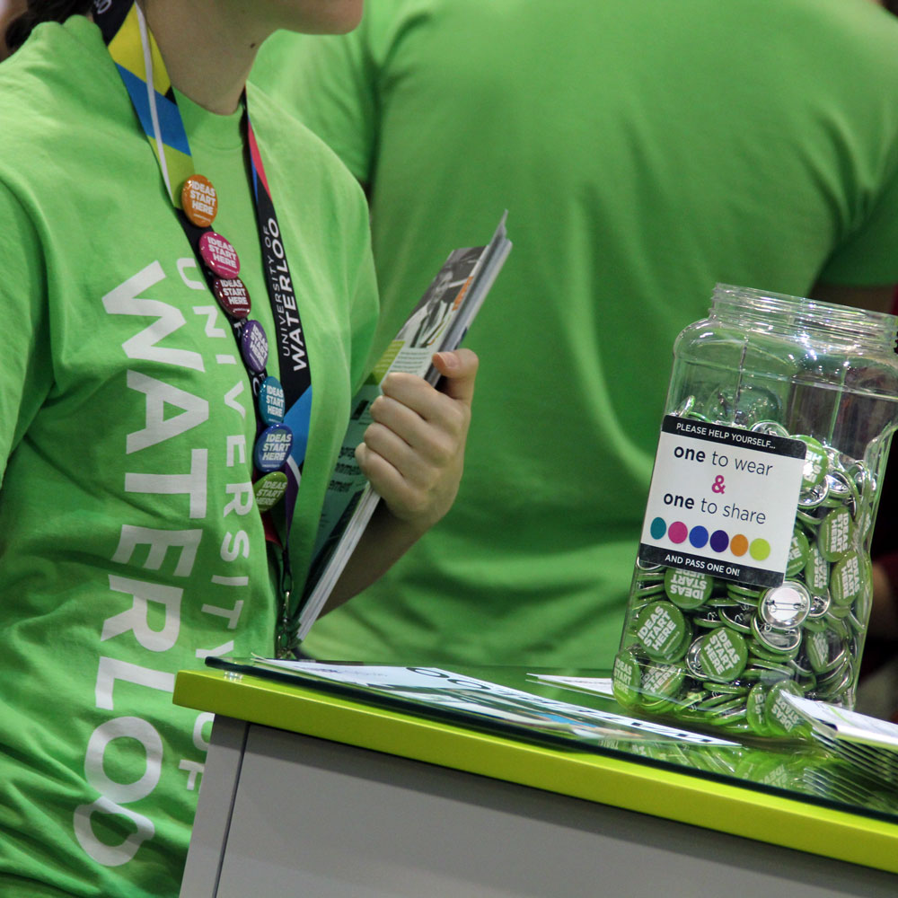 Volunteers at OUF 2012