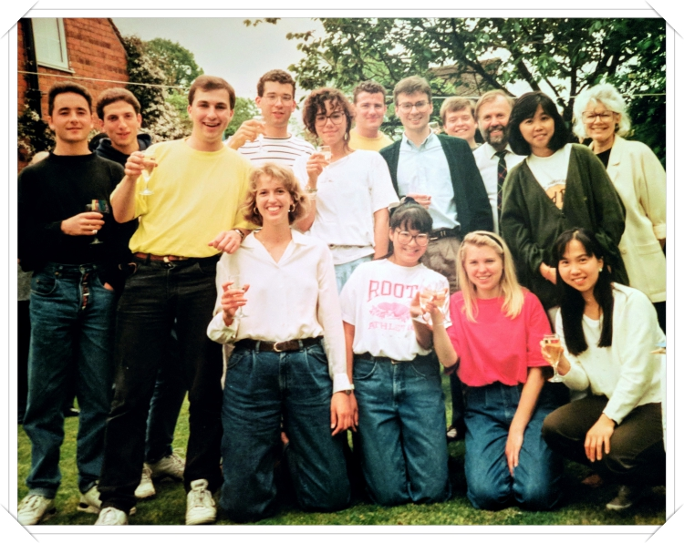 Planning class of 1992