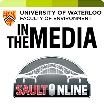 In the Media logo