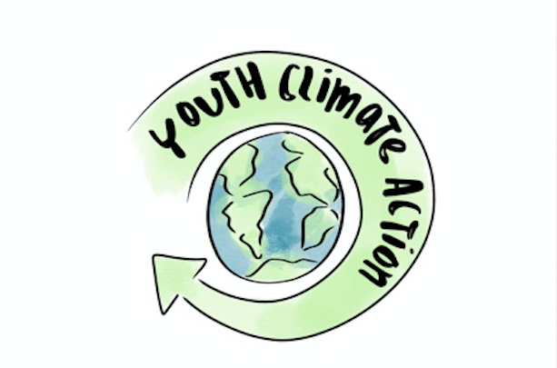 Youth Action on Climate Change logo