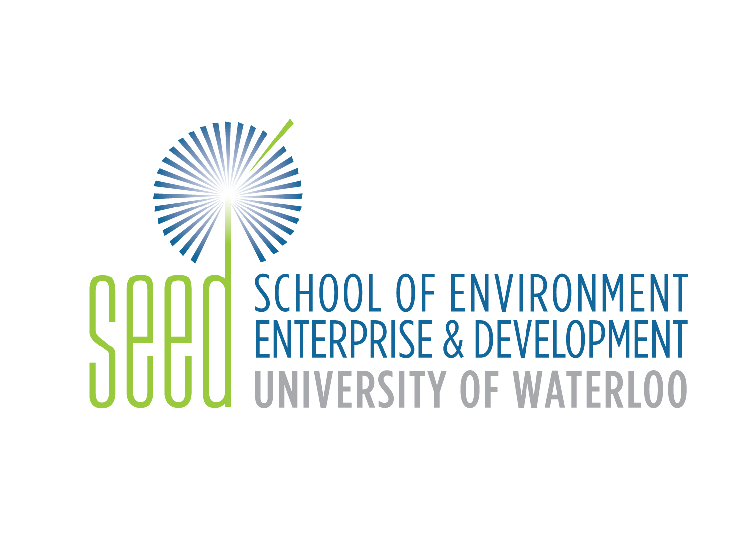 SEED logo: School of Environment, Enterprise and Development