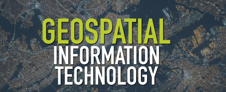 Geospatial Information Technology banner