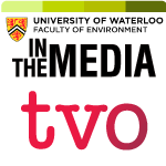 tvo in the media logo