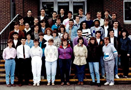 School of Planning Class of 1992