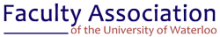 Faculty Association logo