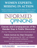 Shari Graydon Informed Opinions event poster