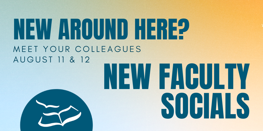 New around here? Meet your colleagues.