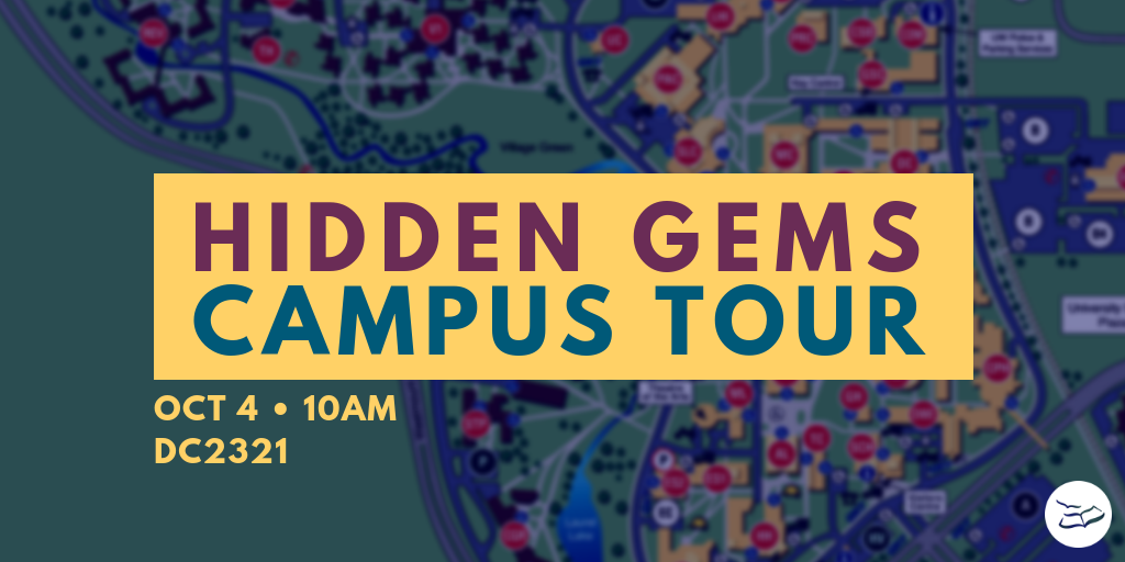 Hidden Gems Campus Tour