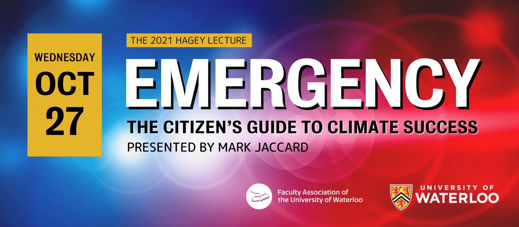 Emergency: The citizen's guide to climate success