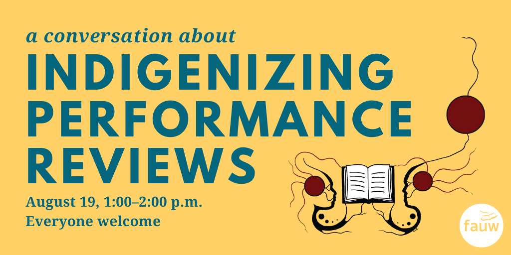 Indigenizing performance reviews