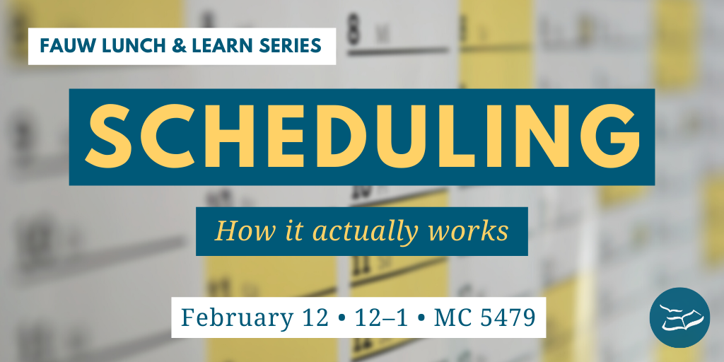 Scheduling: how it actually works