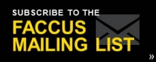 Subscribe to the FACCUS mailing list