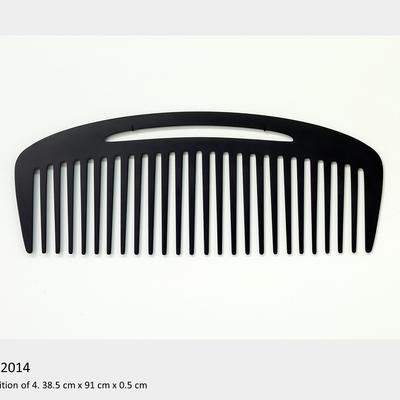 Artwork by Lois Andison.  comb.  2014, acrylic. edition of 4. 38.5 cm x 91 cm x 0.5 cm