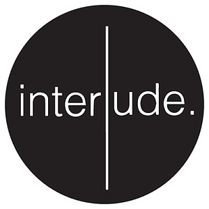 interlude exhibition logo