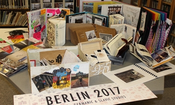 Berlin 2017 scrapbooks