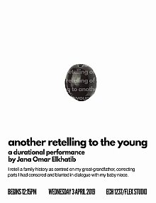 Another retelling to the young performance