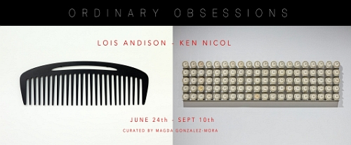 Ordinary Obsessions exhibition