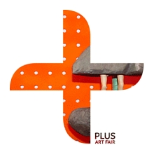 Plus Art Fair logo
