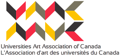 Logo for Univesity Art Association of Canada