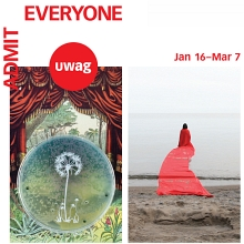 UWAG exhibition January 16, 2020
