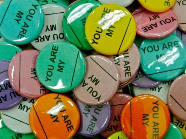 You are my buttons