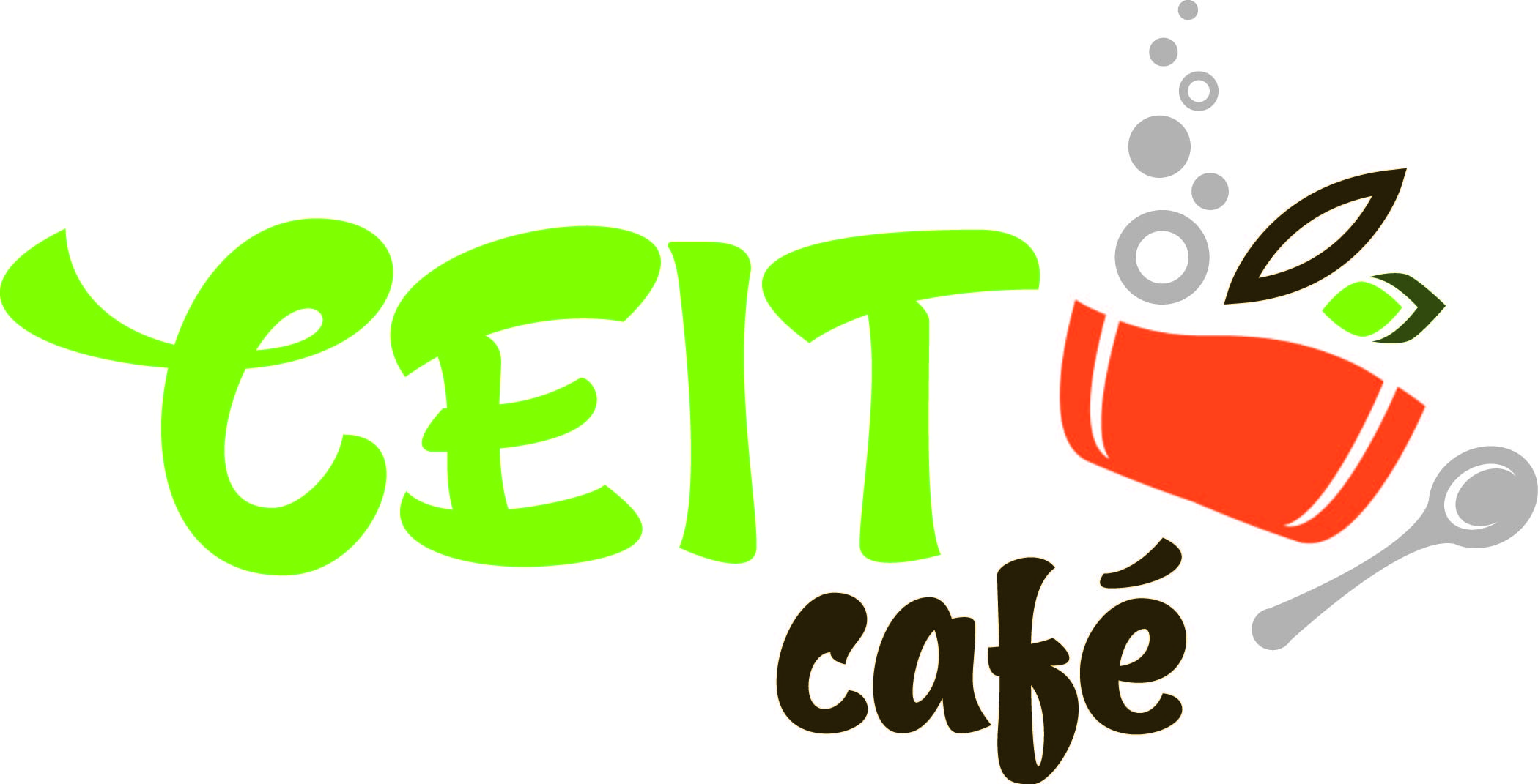 C E I T coffee shop logo