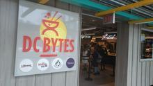 Entrance of DC Bytes