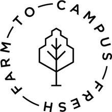 farm to campus fresh logo