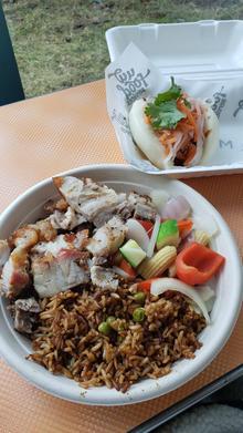 Char Su Pork and Bao
