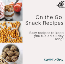 on the go snack recipes image