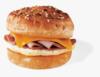 ham on everthing croissant